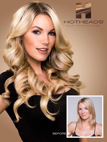 Hot head hair extensions choice image hair extension hair hot heads hair extensions tre volte pmusecretfo choice image pmusecretfo Images